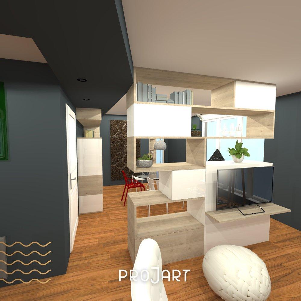 Aménagement appartement - Strasbourg