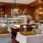 La Cheneaudière - Salle de petit déjeuner
