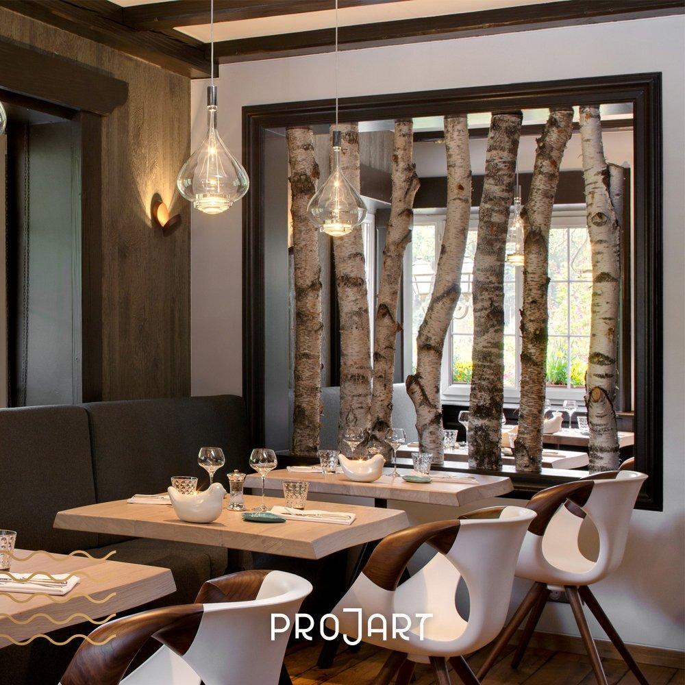 La Cheneaudière - Réaménagement salle de restaurant