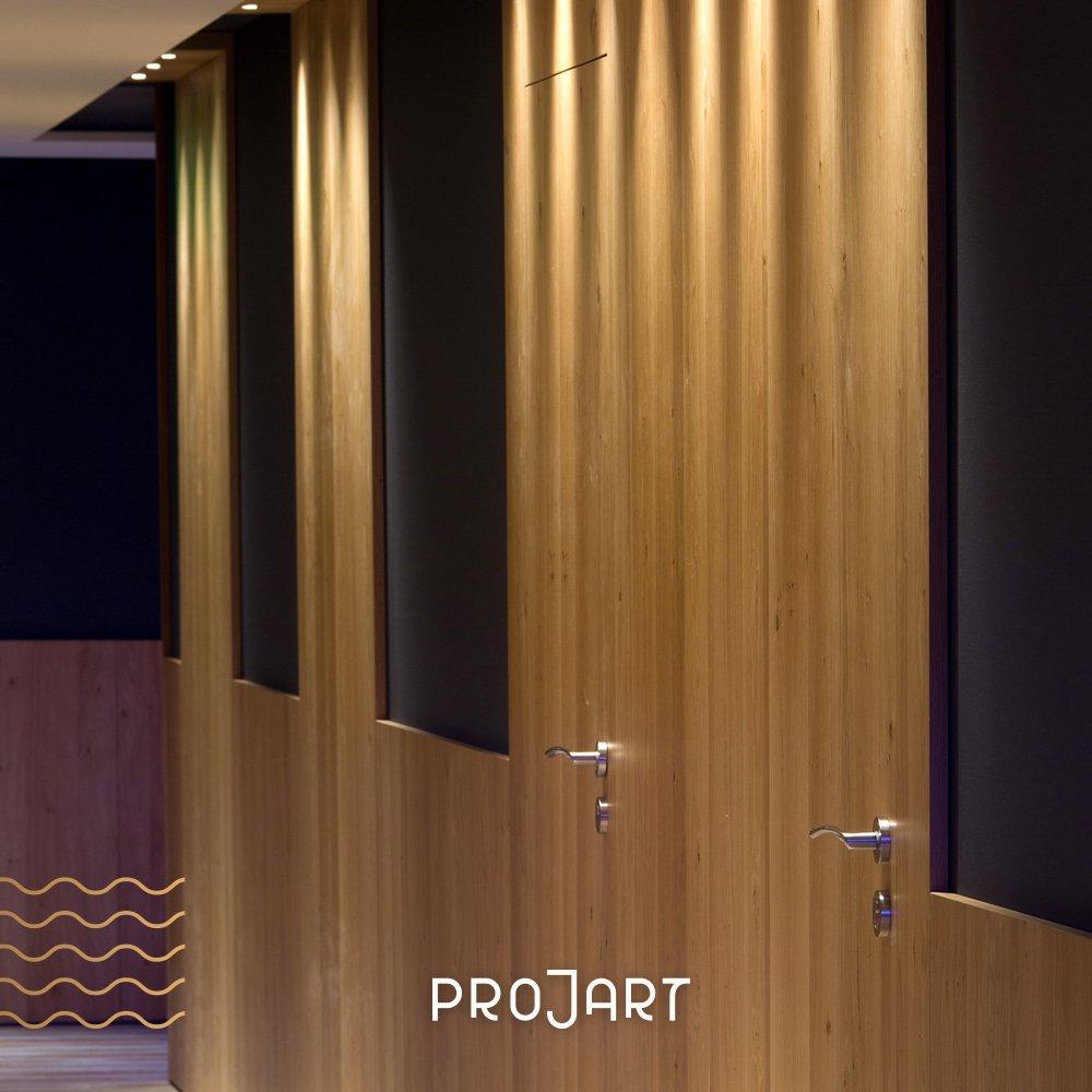 La Cheneaudière - Réaménagement des couloirs