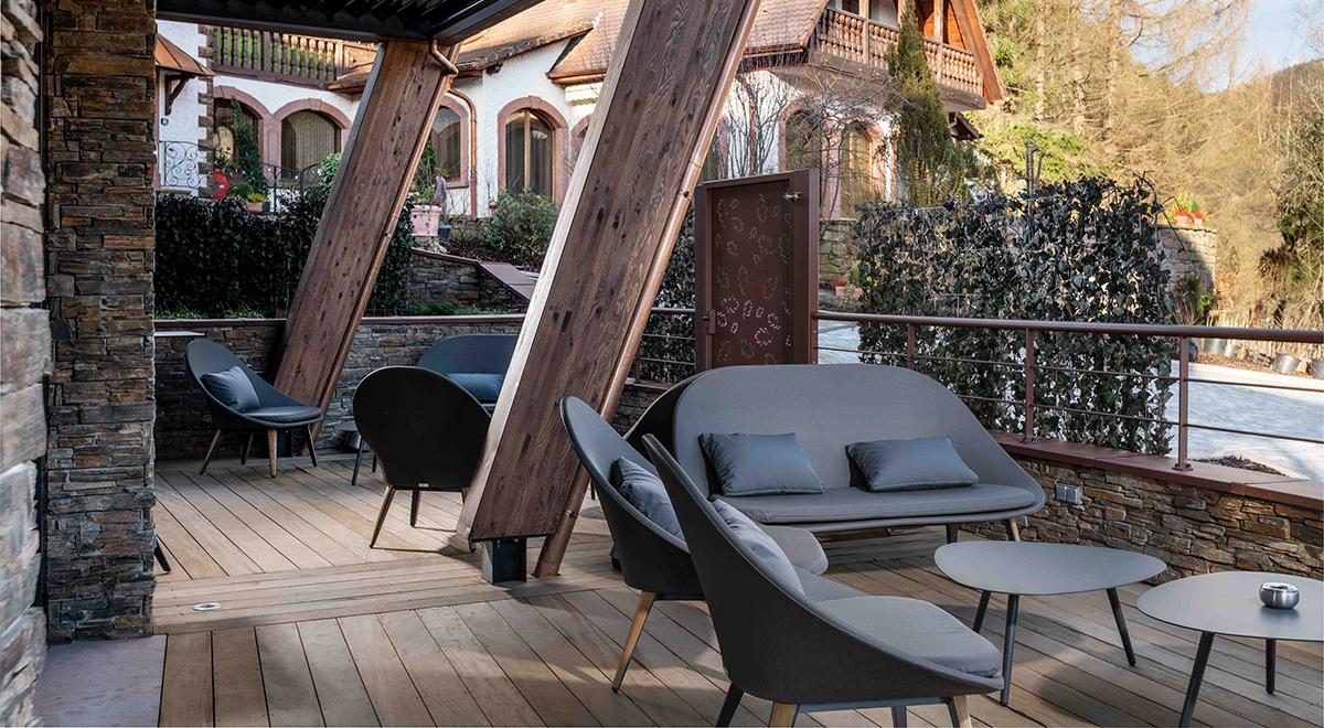 Hostellerie de La Cheneaudière - Colroy-La-Roche - Thomas Devard