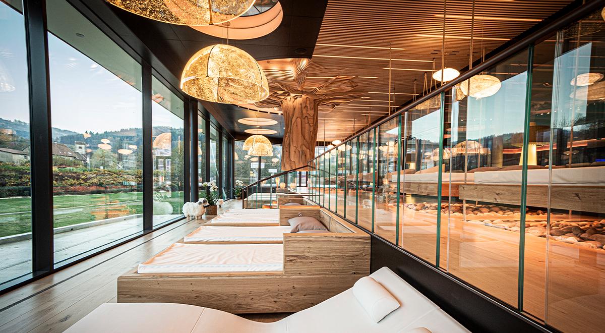Hôtel Restaurant et Spa Julien - Salle de Repos